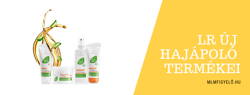 Az LR Health & Beauty bemutatta az új hajápoló termékcsaládját