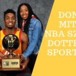 A doTERRA bejelentette, hogy az NBA zsákoló bajnok Donovan Mitchell csatlakozott a sportolói csapatukhoz