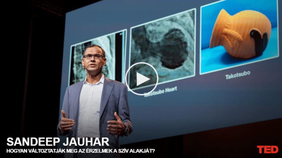 Sandeep Jauhar | Hogyan változtatják meg az érzelmek a szív alakját?