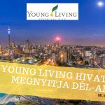A Young Living megnyitja Dél-Afrikát