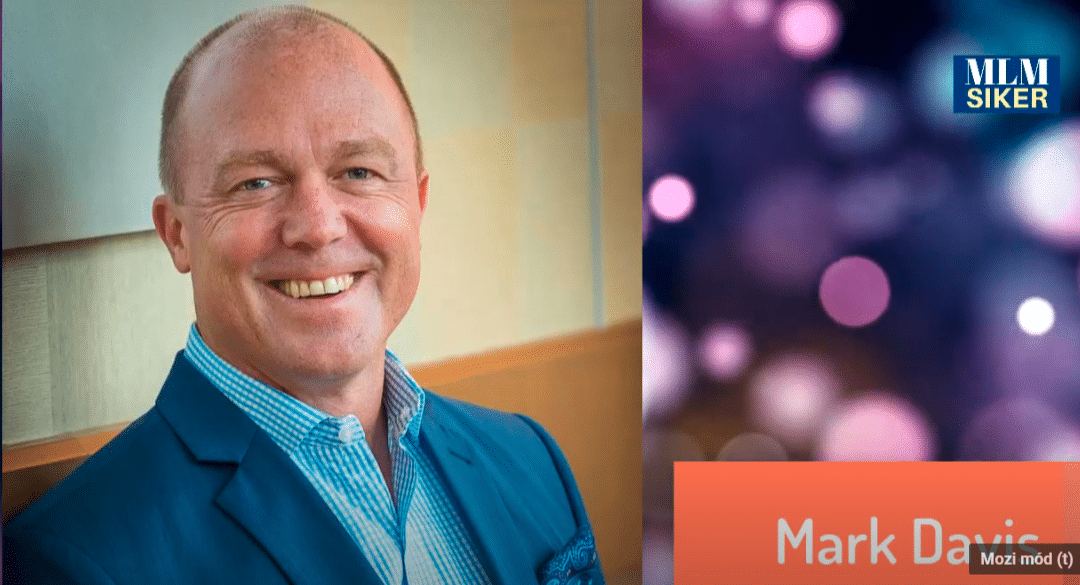 Mark Davis – MLMSiker interjú