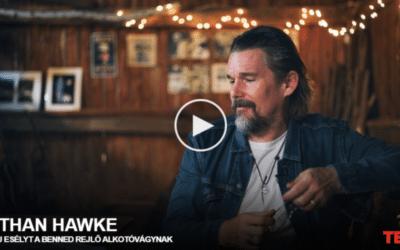 Ethan Hawke: Adj esélyt a benned rejlő alkotóvágynak