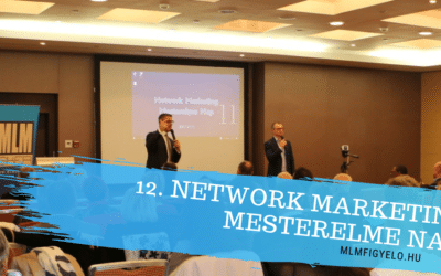 12. Network Marketing Mesterelme Nap