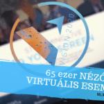 A Jeunesse virtuális eseménye 65 ezer nézőt vonzott
