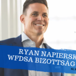 A NuSkin-es Ryan Napierski lett a WFDSA érdekképviseleti bizottságának elnöke