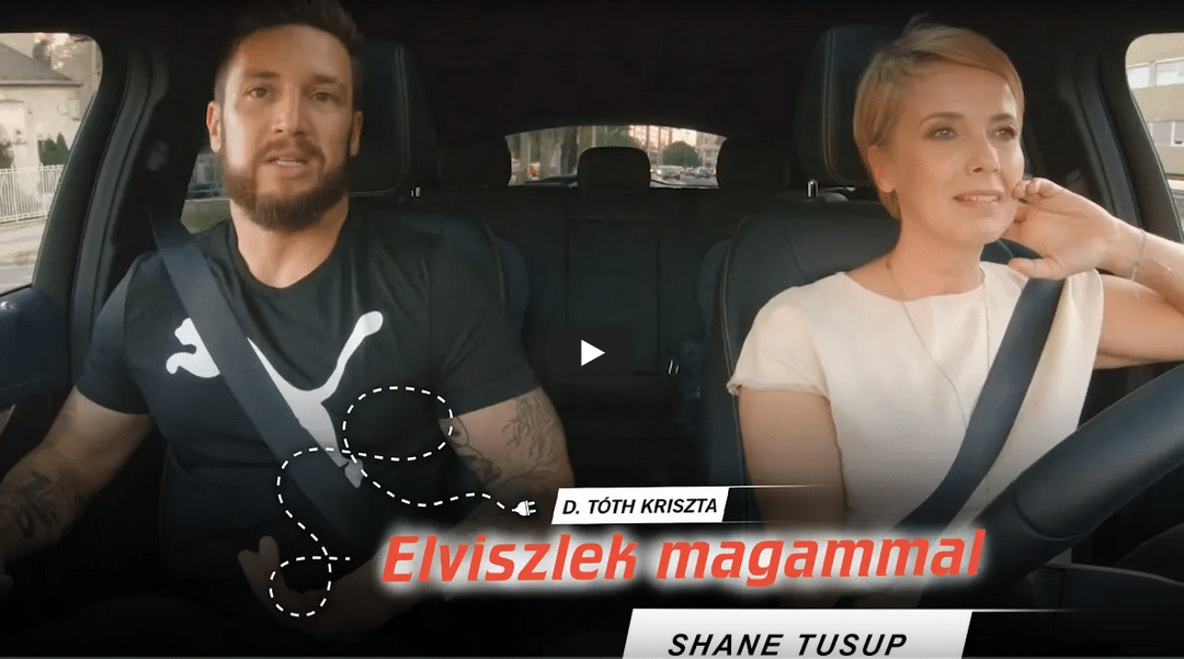 Shane Tusup – DTK Elviszlek magammal