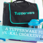 A Tupperware bevétele 3% -kal csökkent 2020-ban
