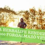 A Herbalife Nutrition virtuális rendezvényén 5000 forgalmazó vett részt