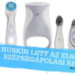 A NuSkin lett az első számú Otthoni Szépségápolási Rendszer az Euromonitor adatai alapján