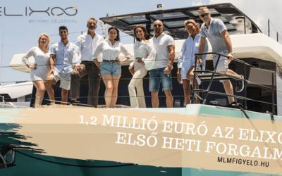 Dennis Nowak: az Elixoo első heti forgalma elérte az 1,2 Millió eurót